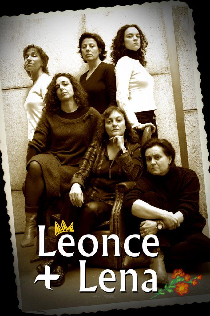 Q-ars Teatre, Cartell de Leonce i Lena, Georg Büchner